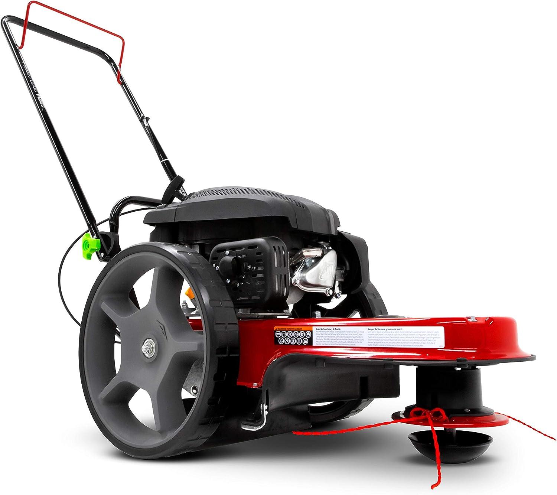 Earthquake 28463 String Mower, Red Black