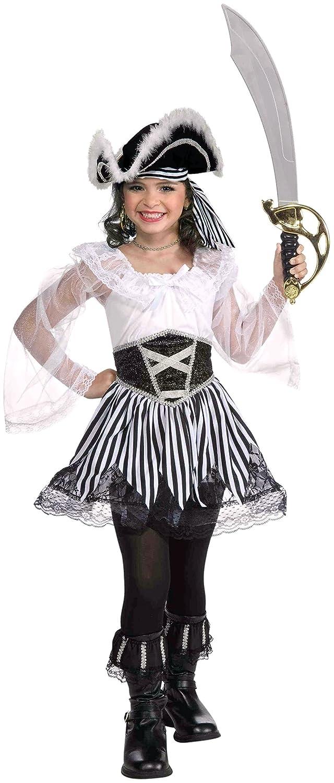 Promoción por tiempo limitado Forum Novelties Pepper the Pirate Lass Costume, Large