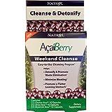 Natrol, AcaiBerry, Weekend Cleanse, 3 Part Program - 2pc
