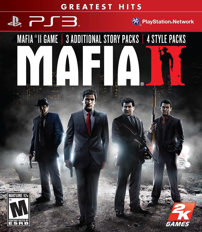 MAFIA 2 PS3 SEMINUEVO