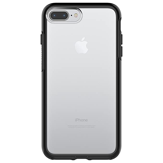 59dd64bff Amazon.com  OtterBox SYMMETRY CLEAR SERIES Case for iPhone 8 Plus ...