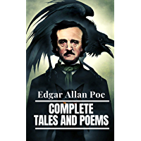 Edgar Allan Poe: Complete Tales and Poems book cover