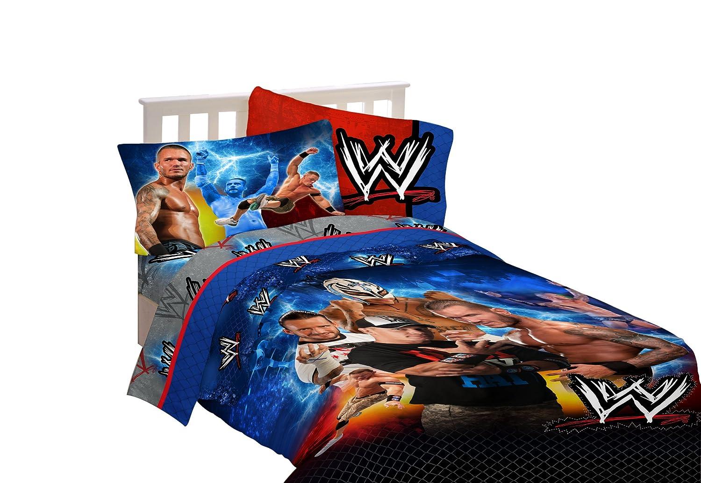 . WWE Wrestling Champions Full Sheet Set  Amazon ca  Home   Kitchen
