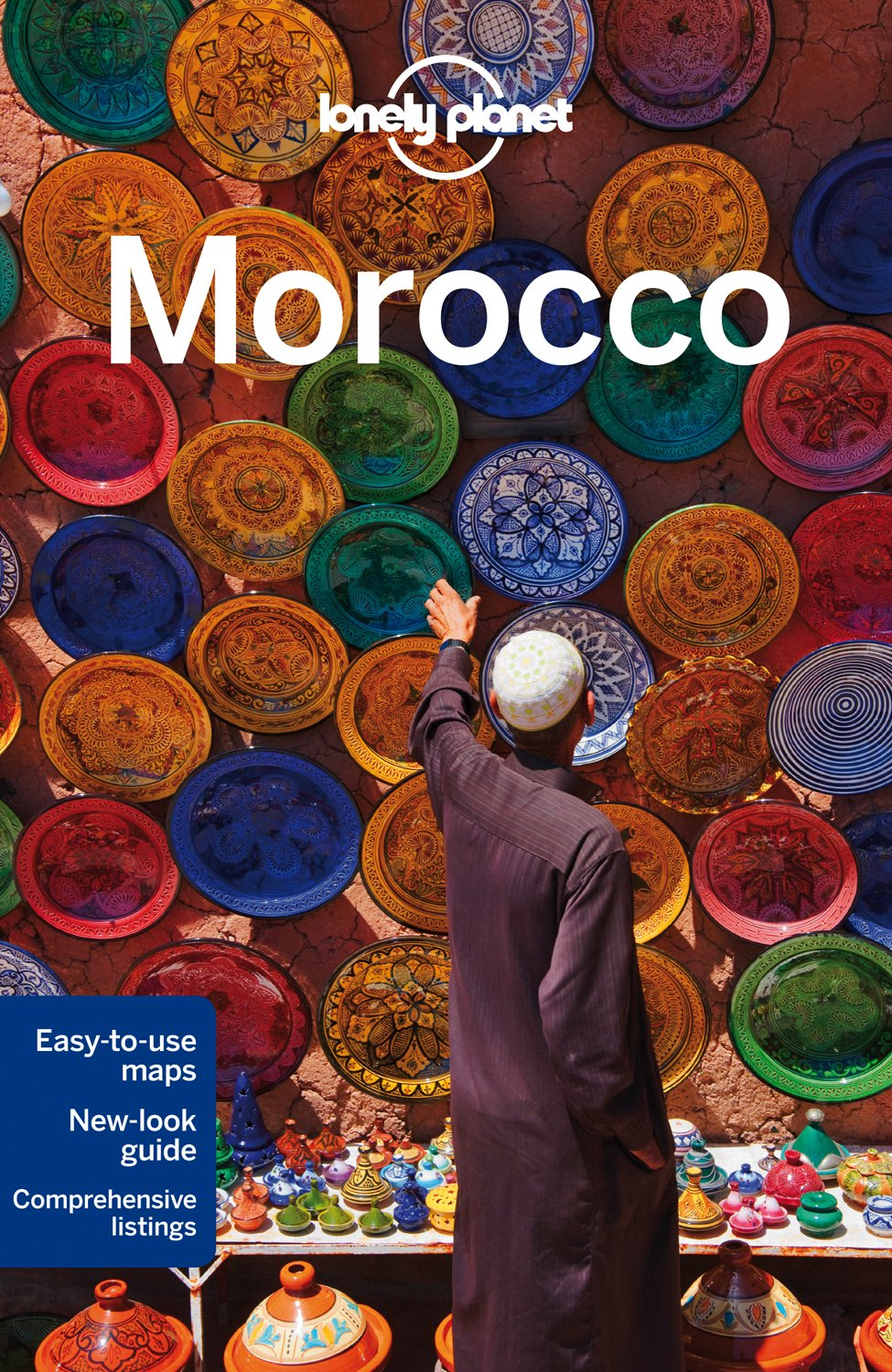 Read Online Lonely Planet Morocco (Travel Guide) pdf