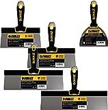DEWALT Stainless Steel Taping Knife 4-Pack + FREE