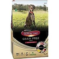 Supercoat Grain Free Beef Dog Food 15 kg 1 Pack Medium