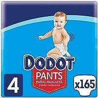 Dodot Pants Pañal - Braguita Talla 4, 165