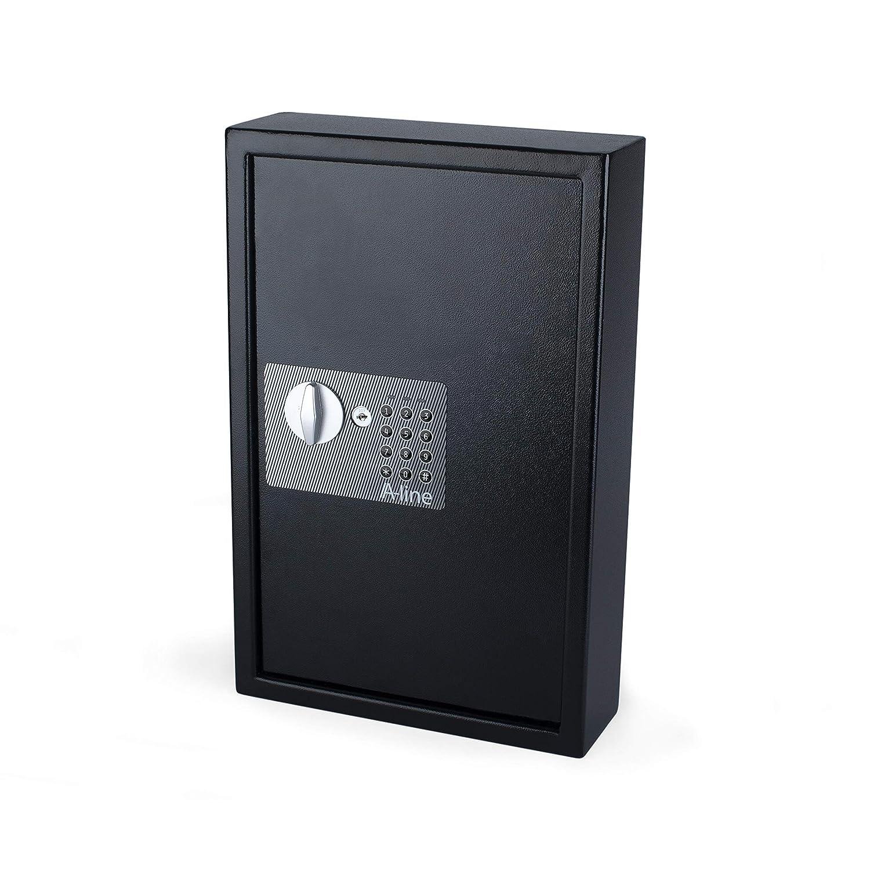 A-LINE 8010837 - Armario electró nico Resistente para 50 Llaves