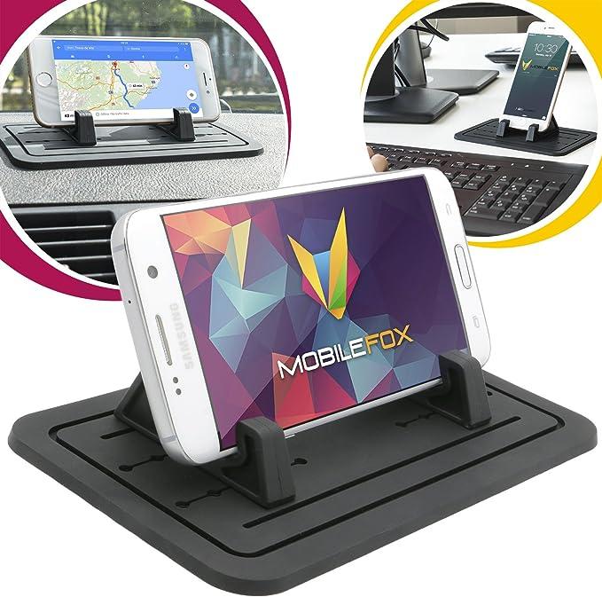 Mobilefox Kfz Anti Rutsch Matte Halter Halterung Auto Elektronik
