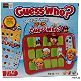 Memtes Guess Who Game Board Game Toy