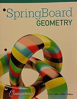 Amazon springboard mathematics common core edition course 2 springboard geometry 2015 consumable student edition fandeluxe Choice Image