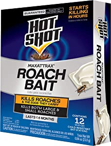 Hot Shot 2030W-1 Home Insect Killer, Pack of 6, clear