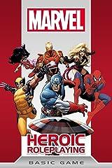 Marvel Heroic Roleplay Basic Game Paperback
