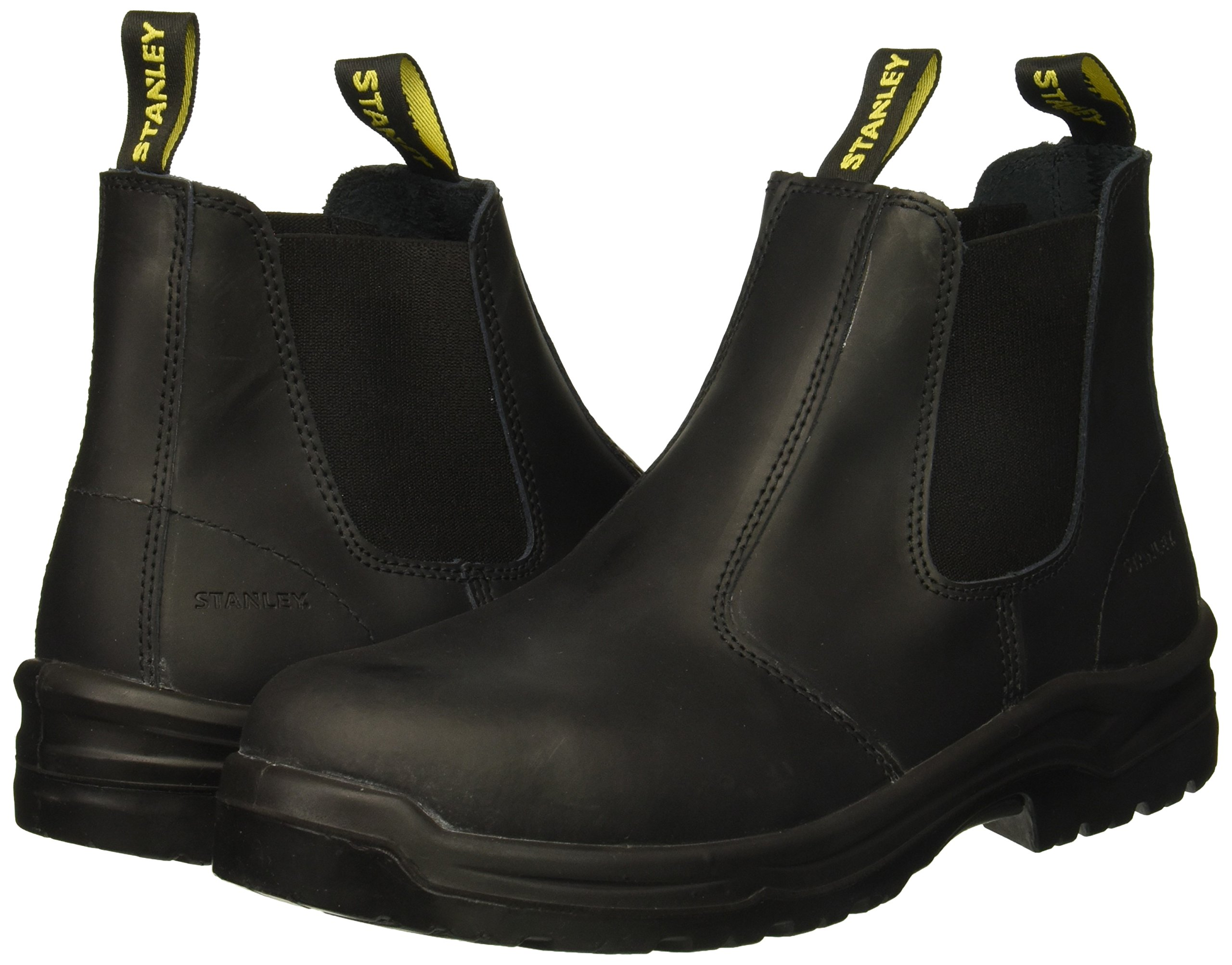 Stanley Men's Dredge Soft Toe Industrial and Construction Shoe, Black, 10 M US by Stanley