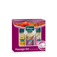 Kneipp Massageöl Set, 3X20 ml