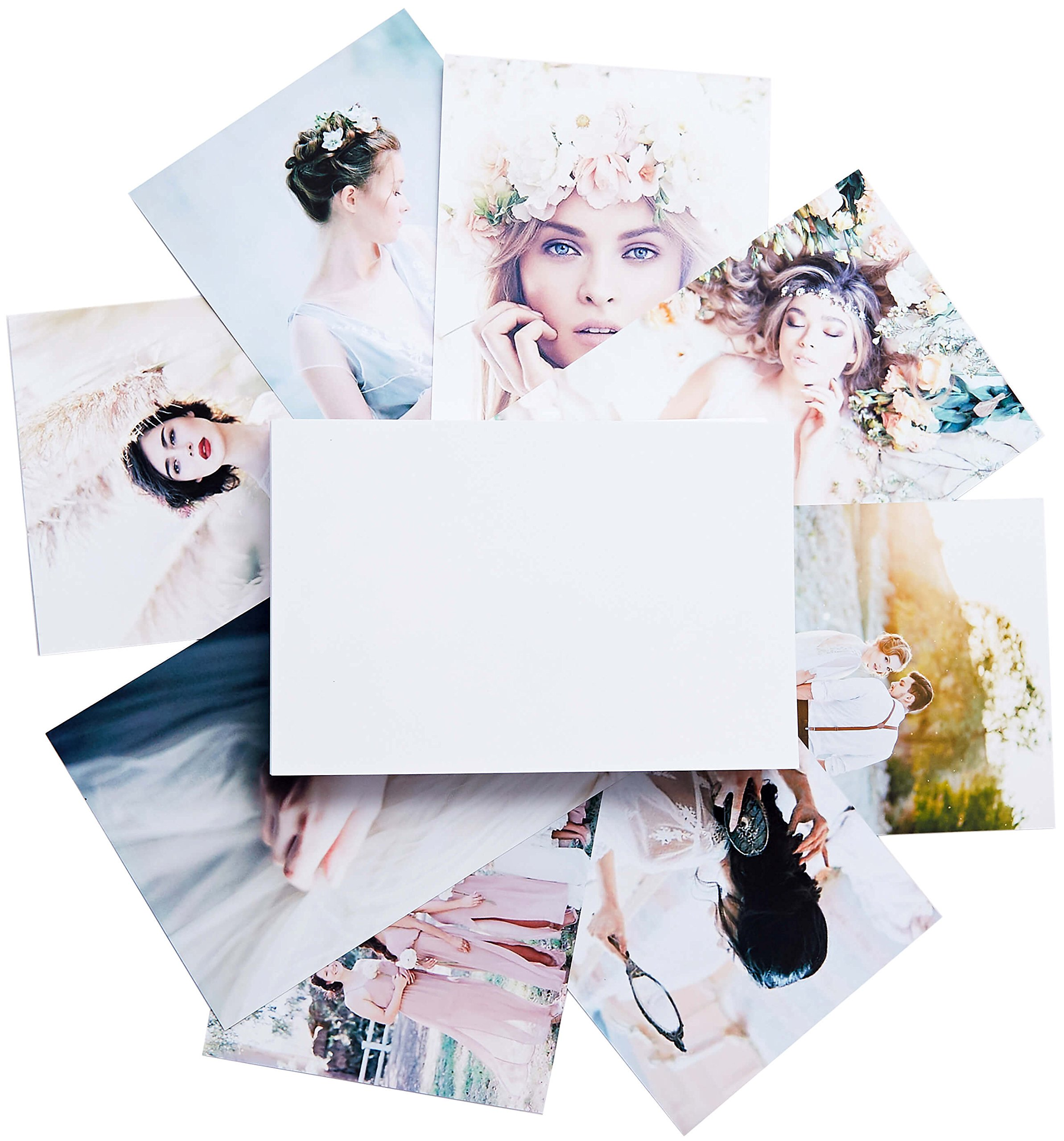 Printerry Matte Photo Paper 4 x 6 Inches (500 Sheets) 58lbs/220gsm, Double Sided by Printerry