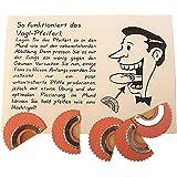 5er Set Vogelpfeifen Vogel-Pfeiferl, kleine Vogelpfeife