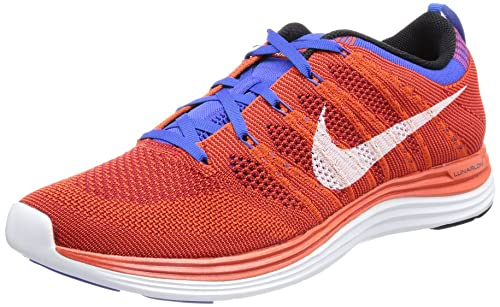 54b464f726e8 Nike Flyknit One Men s Running Shoes 554887-816 Size 9.5  Amazon.in ...