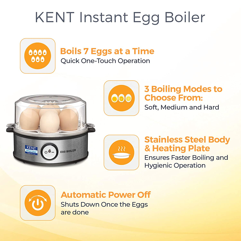 Top 3 Best Electric Egg Boiler