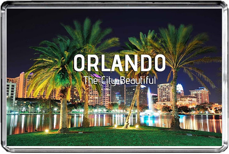 USA E363 Orlando Florida Fridge Magnet Travel Photo Refrigerator Magnet