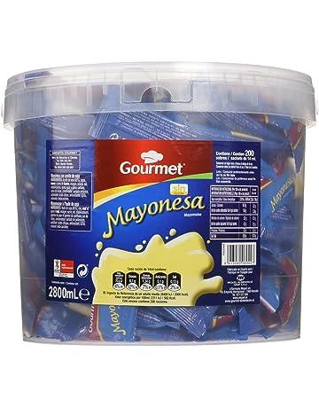 Gourmet - Mayonesa Monodosis - 200 x 14 ml