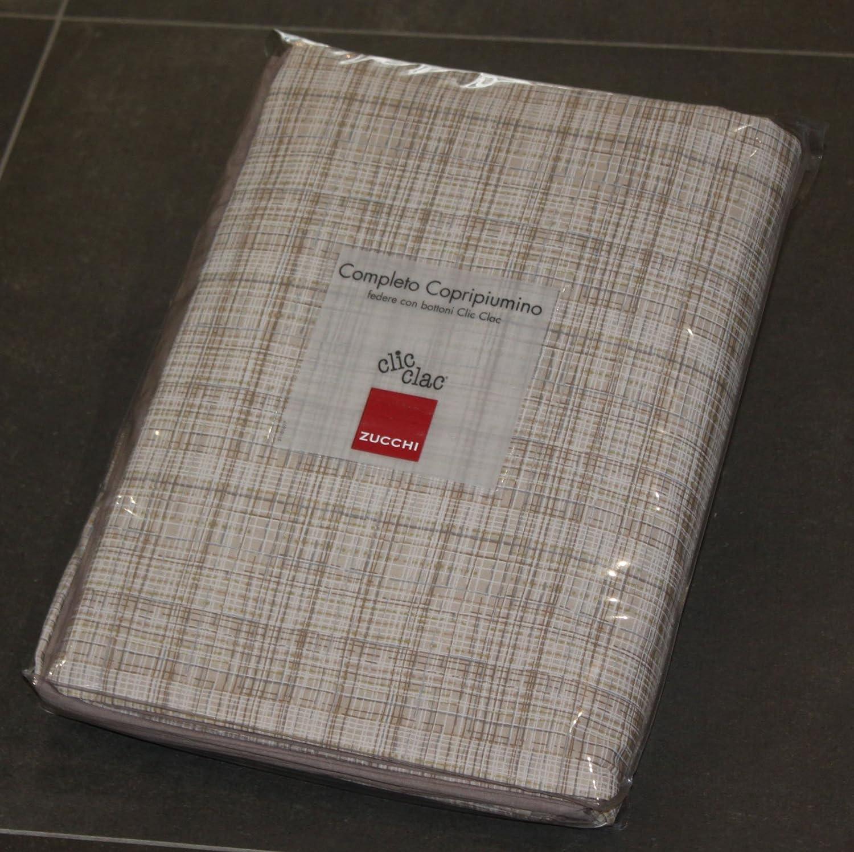 Copripiumino Clic Clac Zucchi.Complete Duvet Cover Bag 1 Bed Single Bed Zucchi Clic Clac Broken