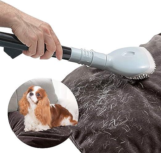 Oramics profesional para aspiradora el pelo de animal universal – Cepillo para aspiradora Incluye Adaptador de 2 – Gatos y Perros Mascotas para tubos con aprox. 3 – 4 cm de diámetro): Amazon.es: Hogar
