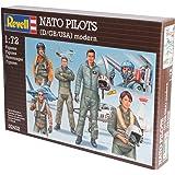 Revell - 02402 - Maquette - Combat Pilots - D / GB / USA - Modern