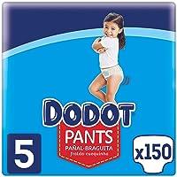 Dodot Pants Pañal - Braguita Talla 5, 150