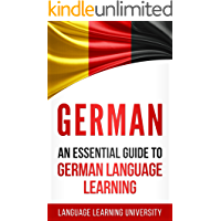 German: An Essential Guide to German Language Learning