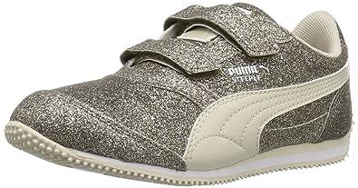 Puma Steeple Glitz Glam V Kids Sneaker (ToddlerLittle Kid