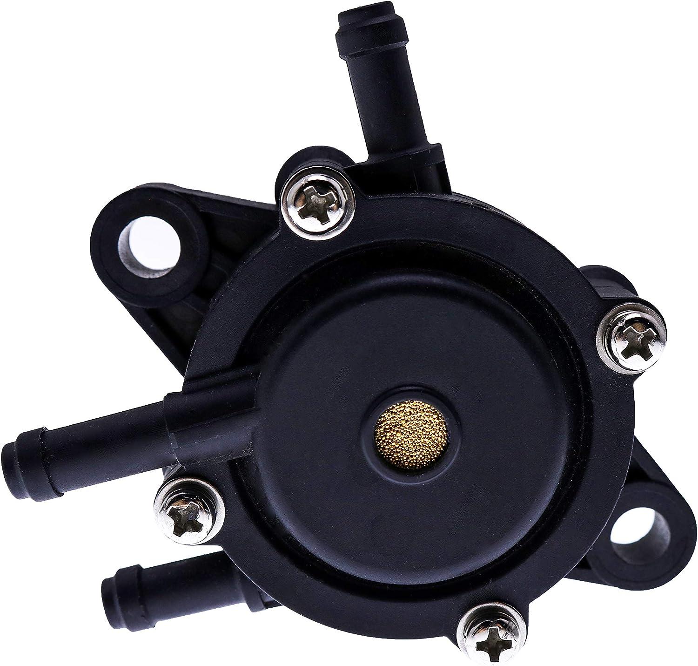 JEENDA Fuel Pump 198756 for Bobcat 225 250 275 302 Miller Welder Kohler Onan Generator