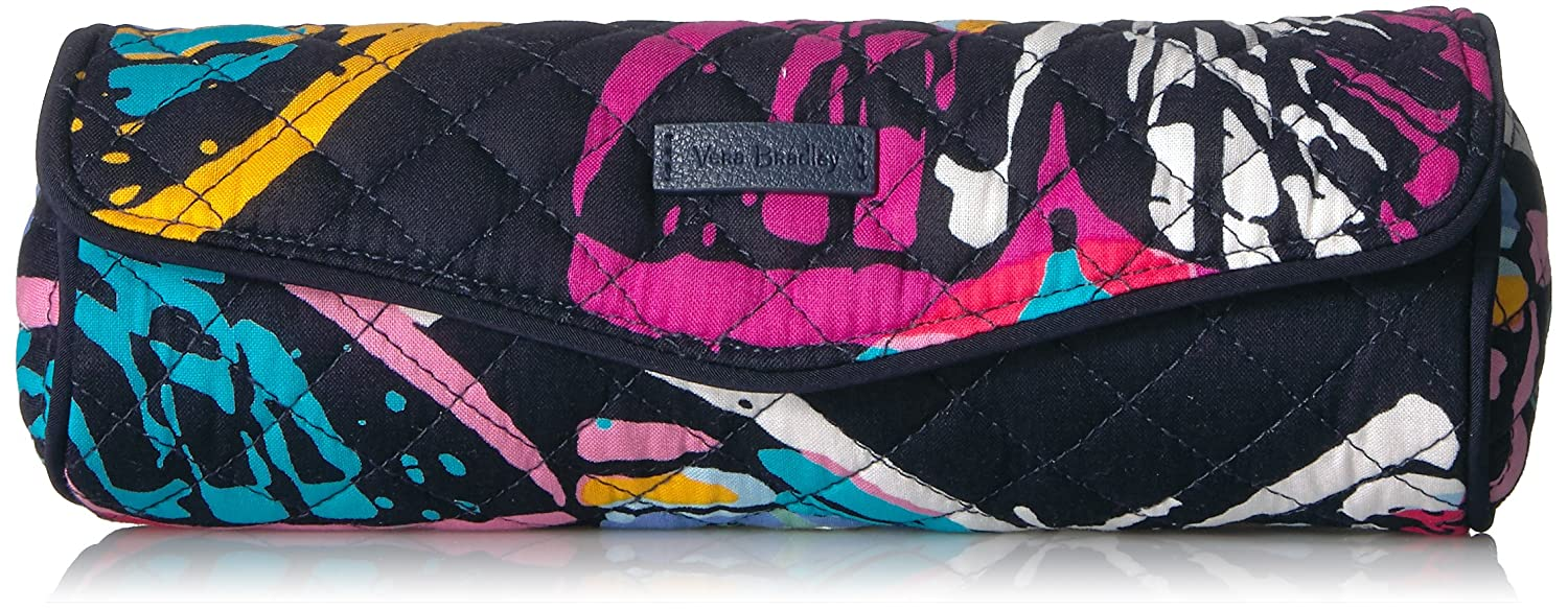 Vera Bradley Iconic On a Roll Case, Signature Cotton Butterfly Flutter 22508-I81