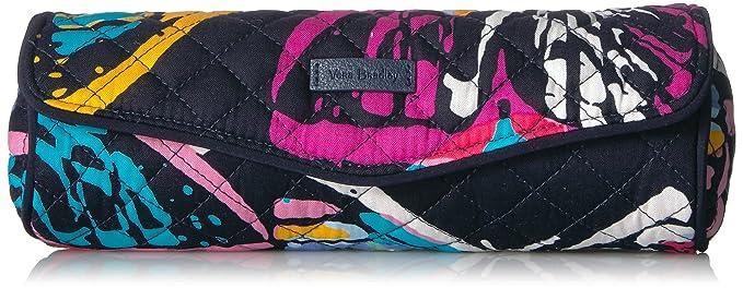 72de6839208b Amazon.com  Vera Bradley Iconic On a Roll Case
