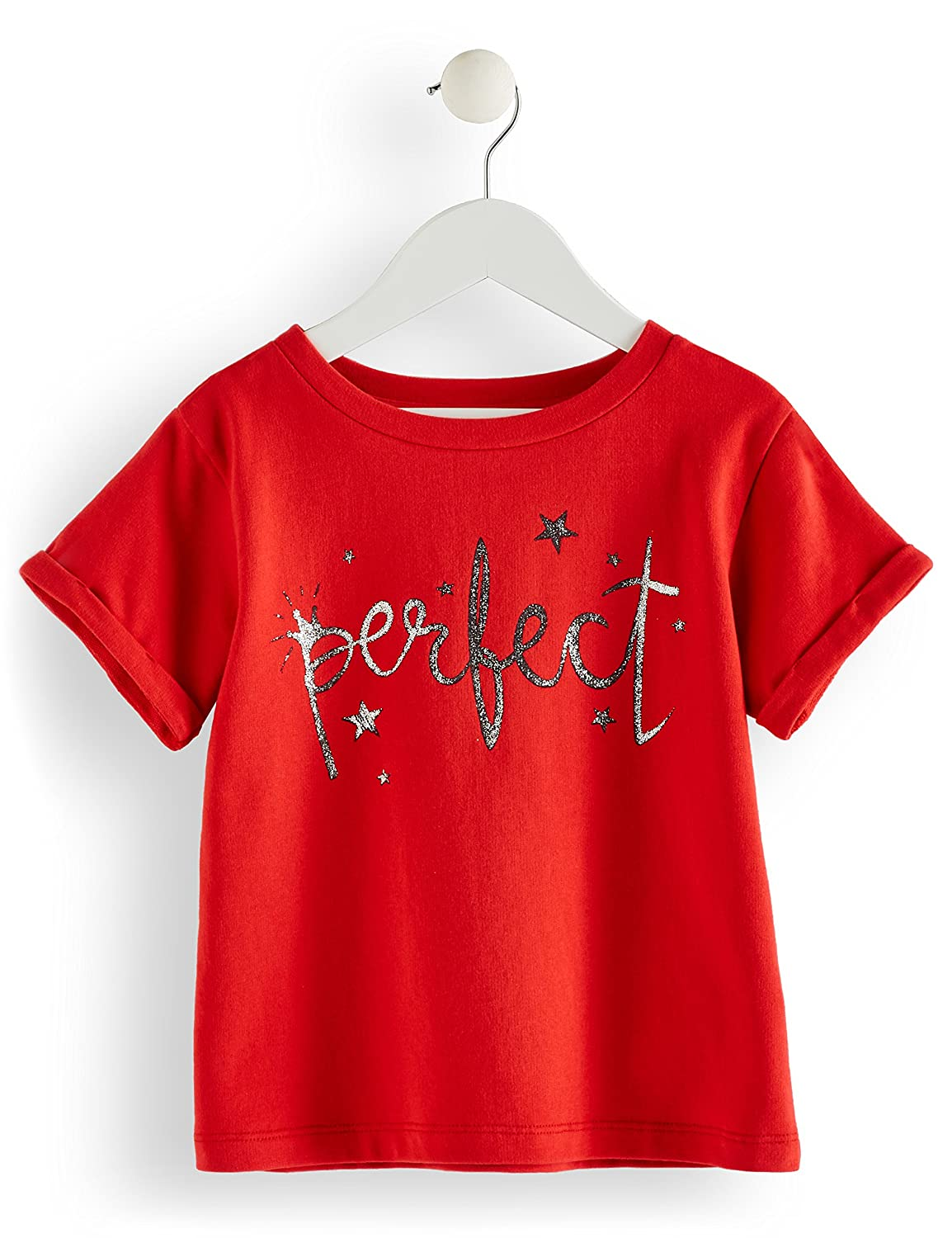 RED WAGON T-Shirt con Stampa Bambina NWSS16021