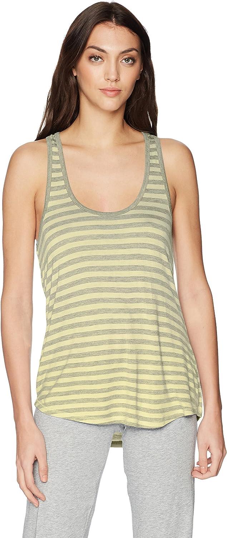 PJ Salvage Womens Lounge Stripe Tank Top