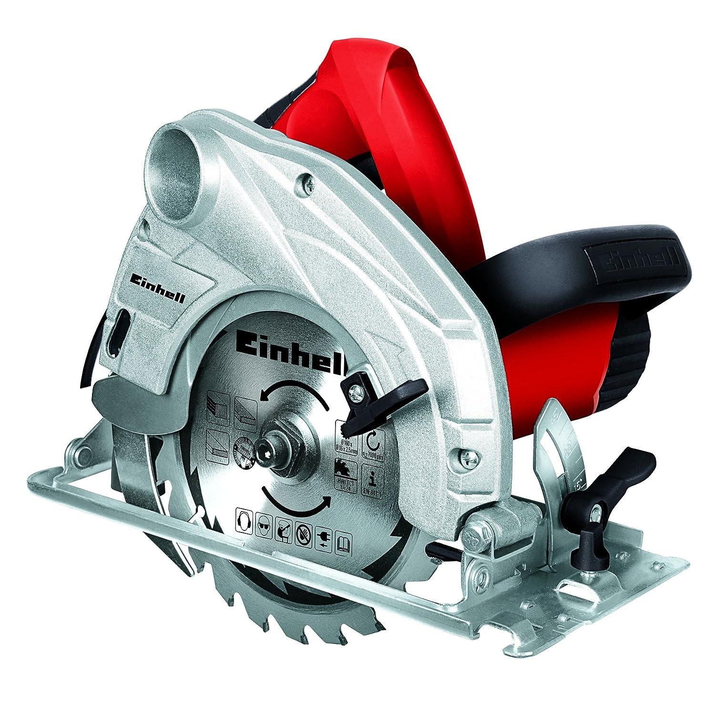 Einhell TH-CS 1200/1 - Sierra circular, 5000 rpm, diámetro de 160 mm ...