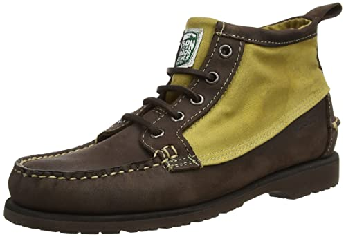 Sebago Filson Knight, Men Ankle Boots, Brown (Rich Brown), 7 UK