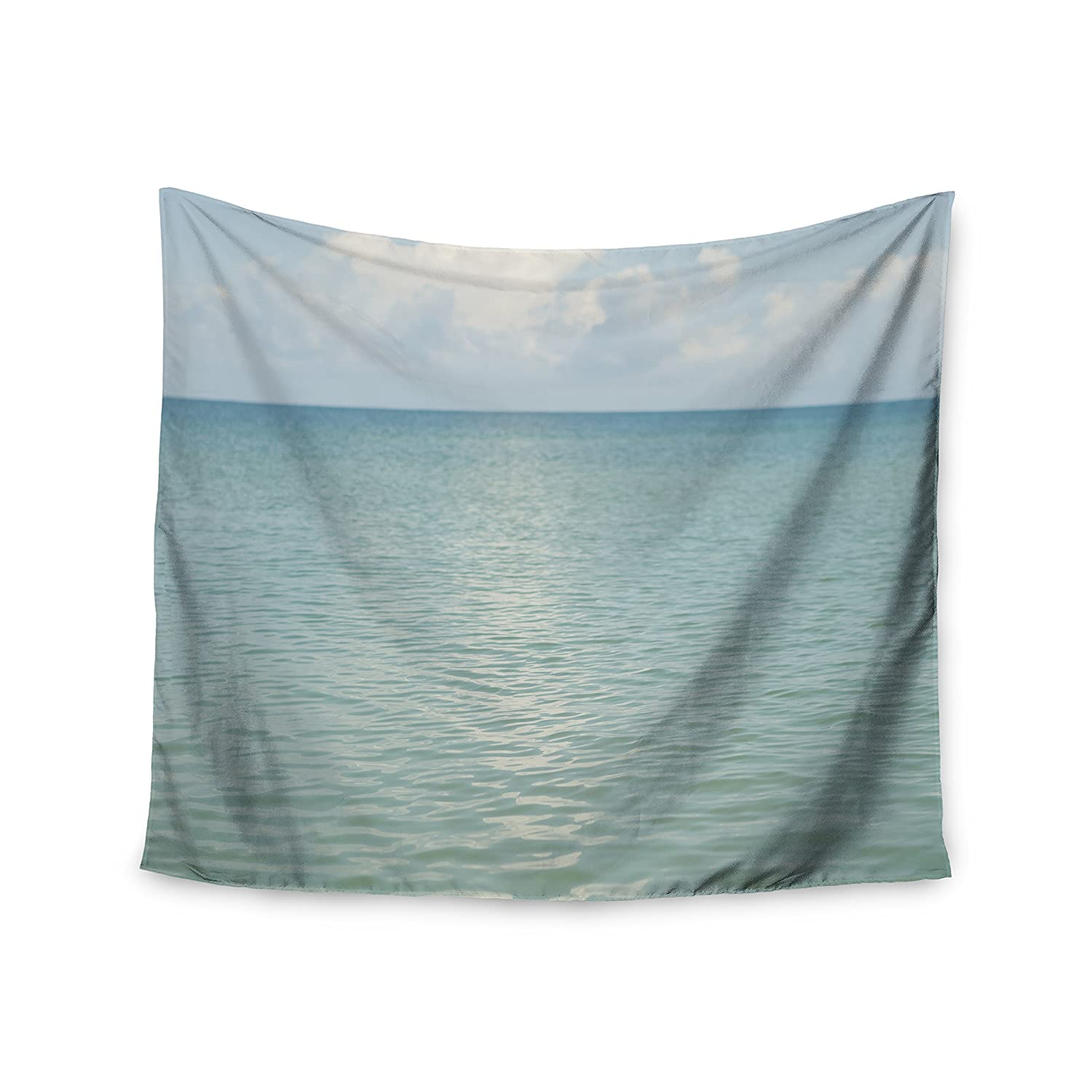 Kess InHouse Catherine McDonald Cloud Reflection Wall Tapestry 51 X 60