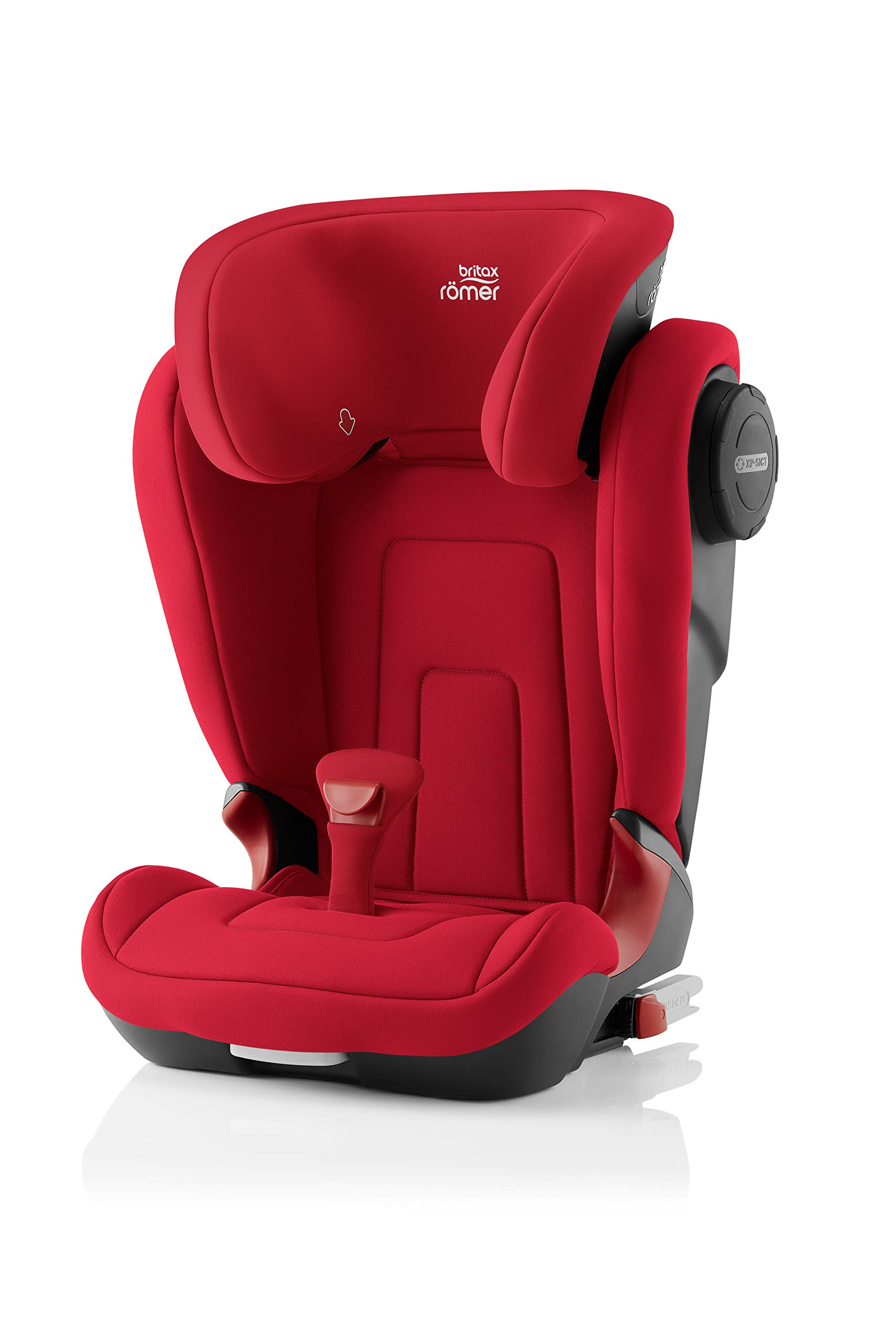 Britax Römer car seat 15-36 kg, KIDFIX 2 S Isofix group 2/3, Fire Red