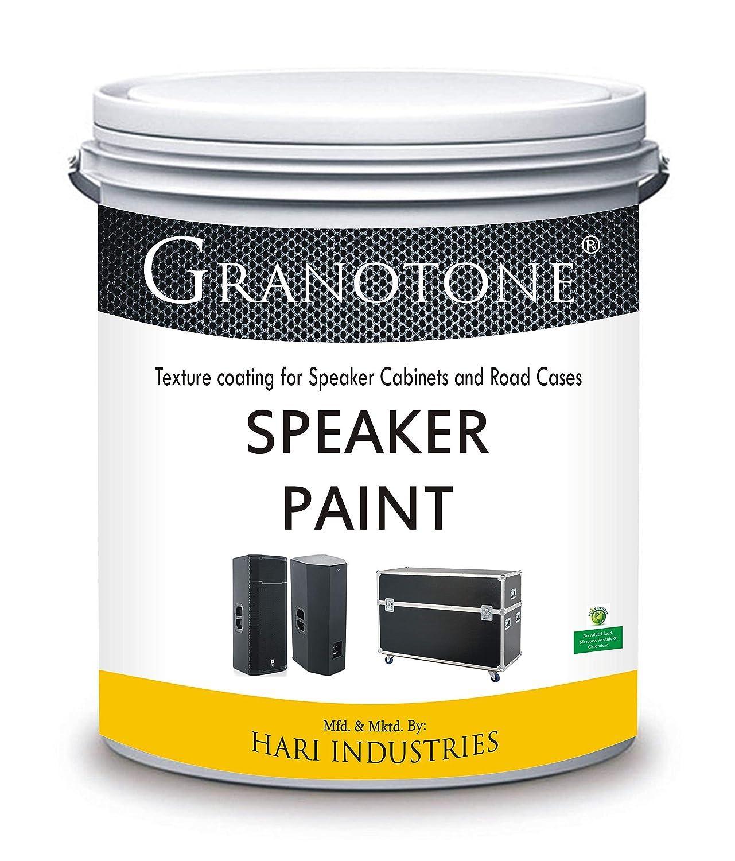 Peachy Granotone Roller Grade Speaker Cabinet Texture Coating Paint Black 800 Gms Download Free Architecture Designs Photstoregrimeyleaguecom
