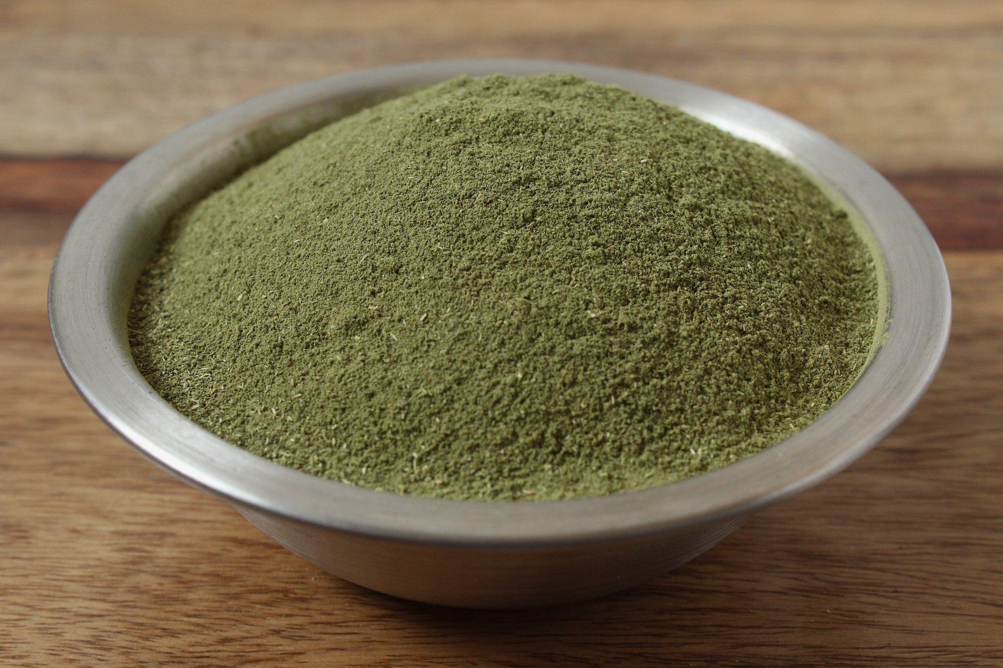 5 lb LiveWell Imports Organic Peppermint Leaf Powder USDA Certified Organic Non GMO (80 oz)