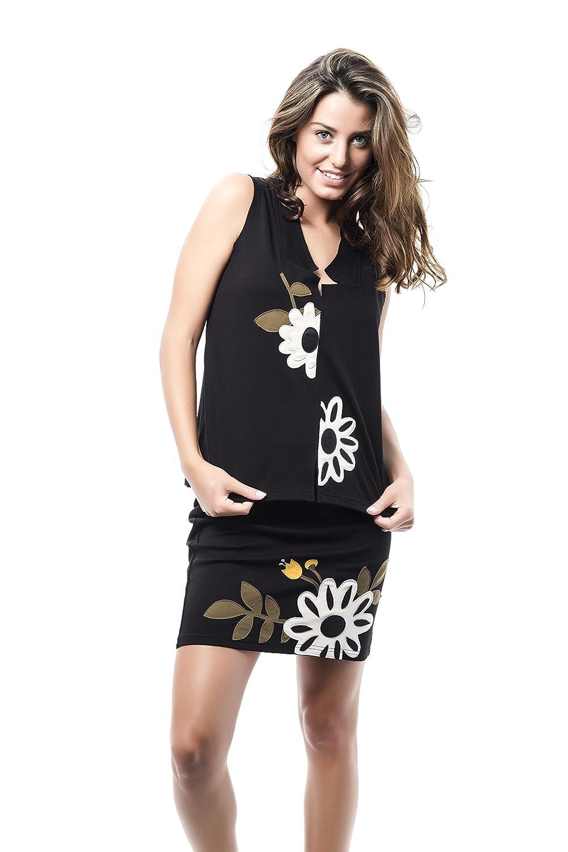 TALLA S. Mamatayoe Revellata Camiseta para Mujer