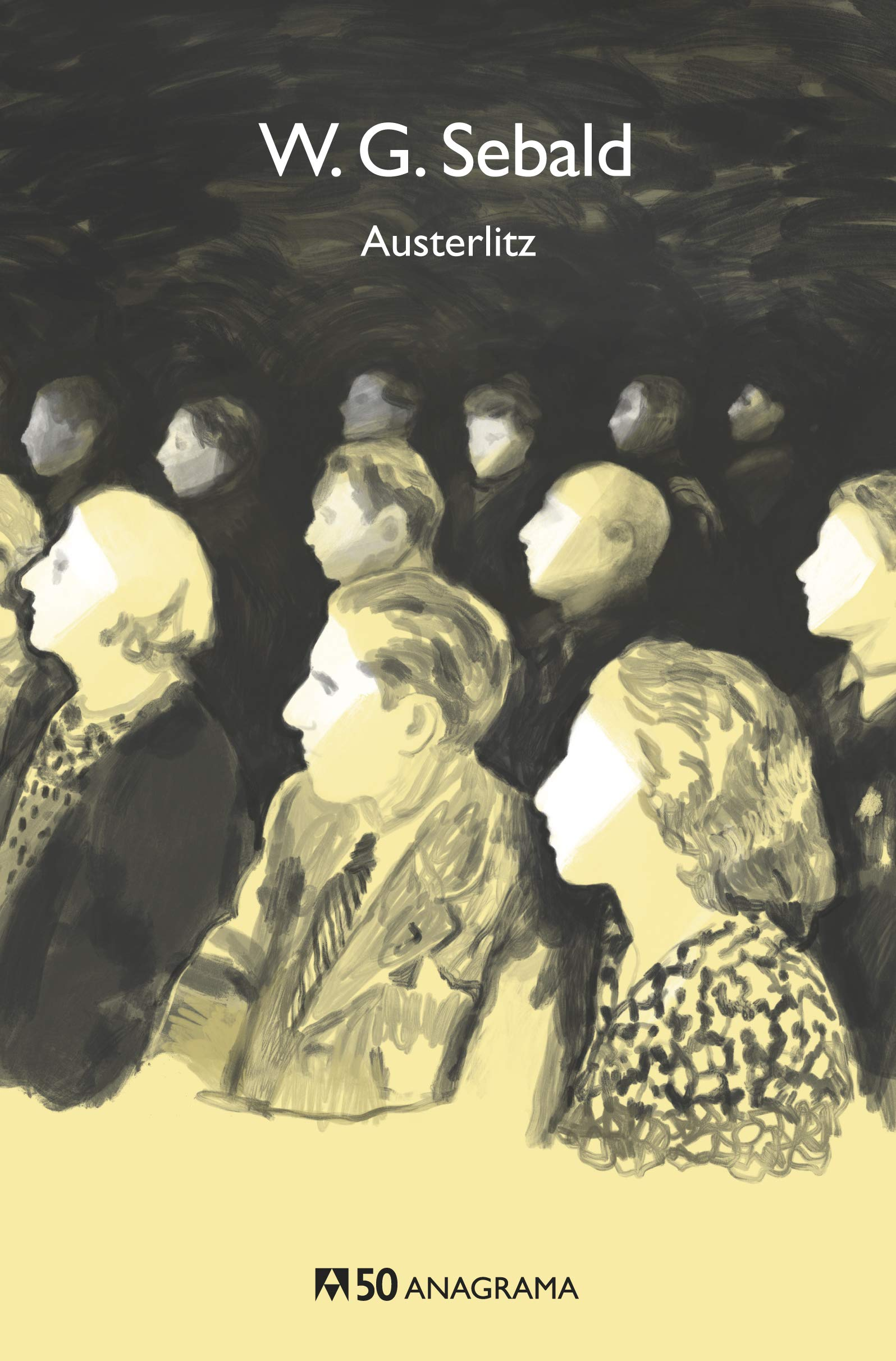 Austerlitz Compactos 50 Spanish Edition 9788433902474 Sebald W G Sáenz Miguel Books