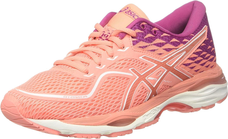 ASICS Gel-Cumulus 19 (2a), Zapatillas de Running para Mujer: Amazon.es: Zapatos y complementos