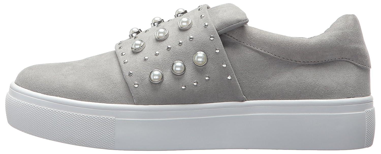 STEVEN by Steve Madden Women's Deylin Sneaker B071ZBZ4XJ 8 B(M) US|Grey