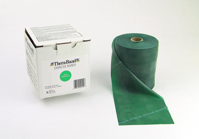 【期間限定特価】 Thera-Band- m- 45.72 Green m- B00066D67C Green (並行輸入品) B00066D67C, オフィスクリエイト:0e8c294c --- arianechie.dominiotemporario.com