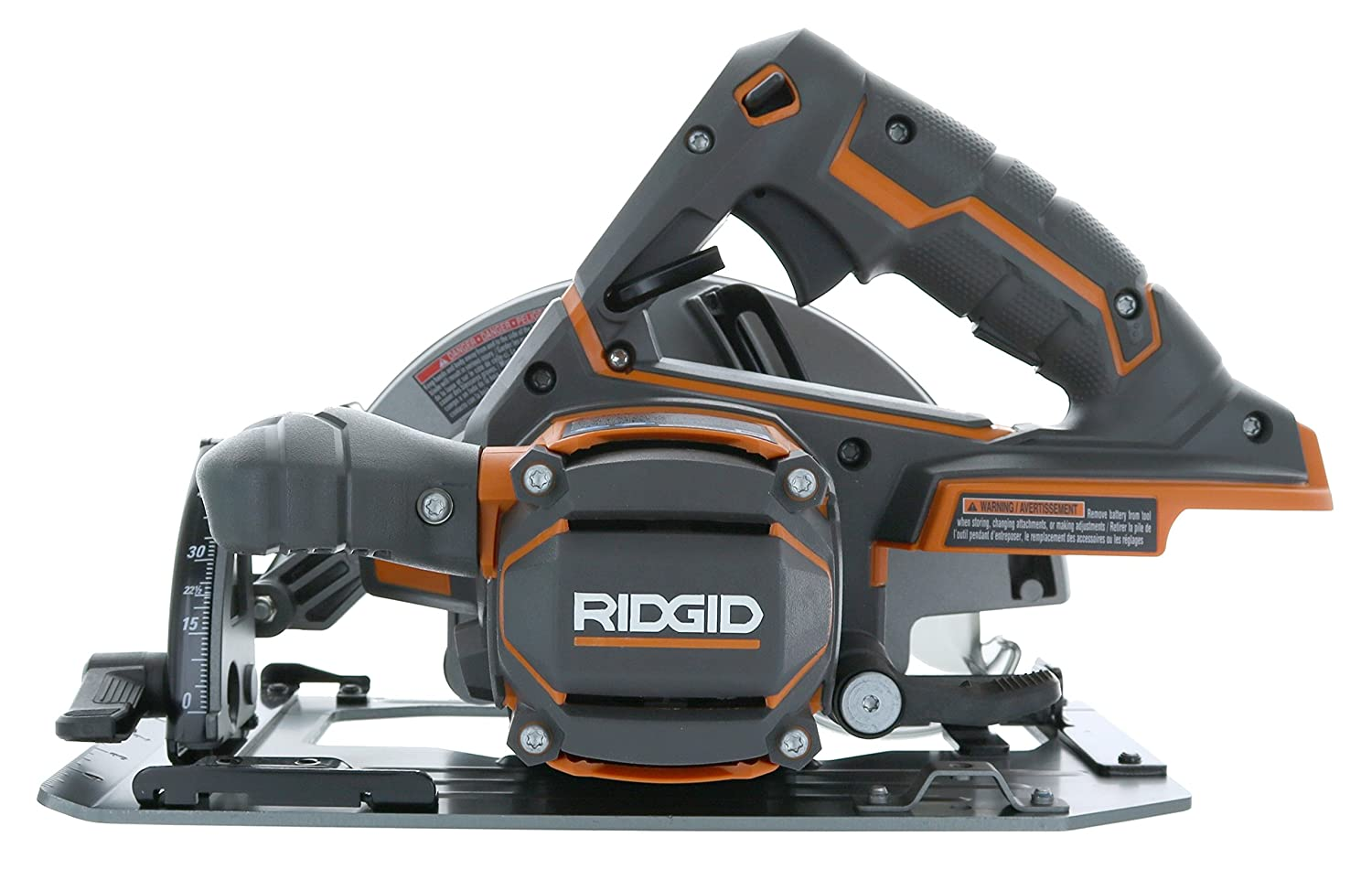 Ridgid genuine oem r8652 gen5x cordless 18v lithium ion brush motor ridgid genuine oem r8652 gen5x cordless 18v lithium ion brush motor 7 14 inch circular saw batteries not included power tool and single blade only greentooth Gallery