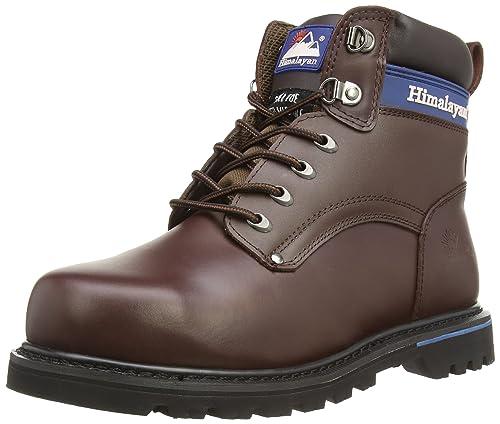 Himalayan 3103 - Calzado de Protección para Hombre, Color Brown, Talla 39