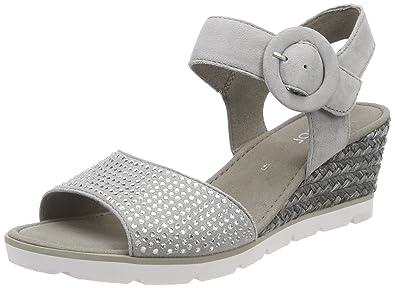 Gabor Femme Bride Shoes Cheville BasicSandales ZiTkuOPX